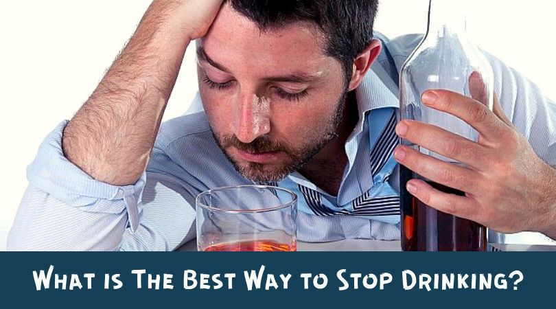 What is The Best Way to Stop Drinking